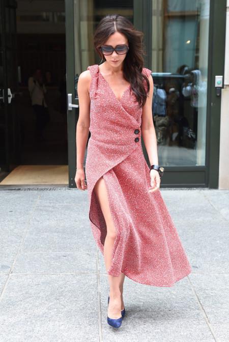 Victoria Beckham 1 Street Style