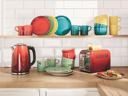 Renueva la cocina dando un toque de color con estas irresistibles novedades de Lidl