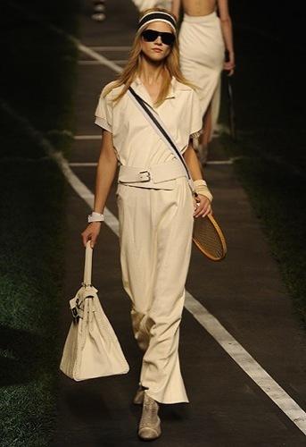 Hèrmes, Primavera-Verano 2010 en la Semana de la Moda de París