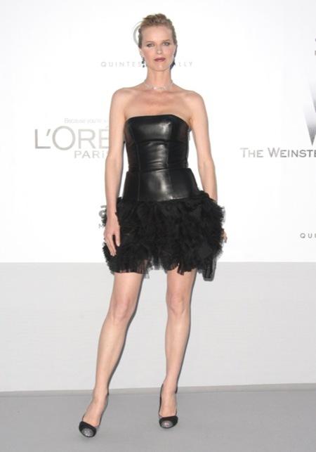 Eva Herzigova amFAR 2012 Cannes