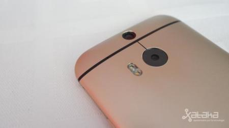 HTC One dorado M8
