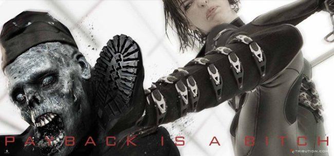 Banner de Resident Evil: Venganza