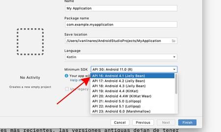 Api Android Studio