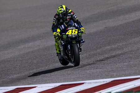 Valentino Rossi Motogp Americas 2019