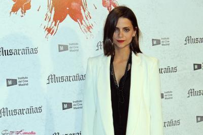 """Entrevista a la actriz Macarena Gómez: """"No tiene sentido que se valore más el drama que el terror"""""""