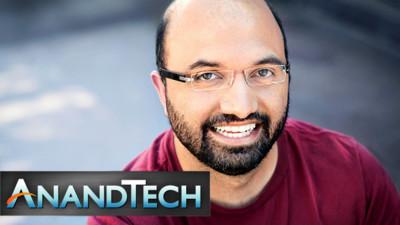 Apple contrata a otro veterano de los medios tecnológicos: Anand Shimpi, fundador de AnandTech