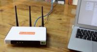 Kudoso, el router que premia a los niños que hacen la tarea
