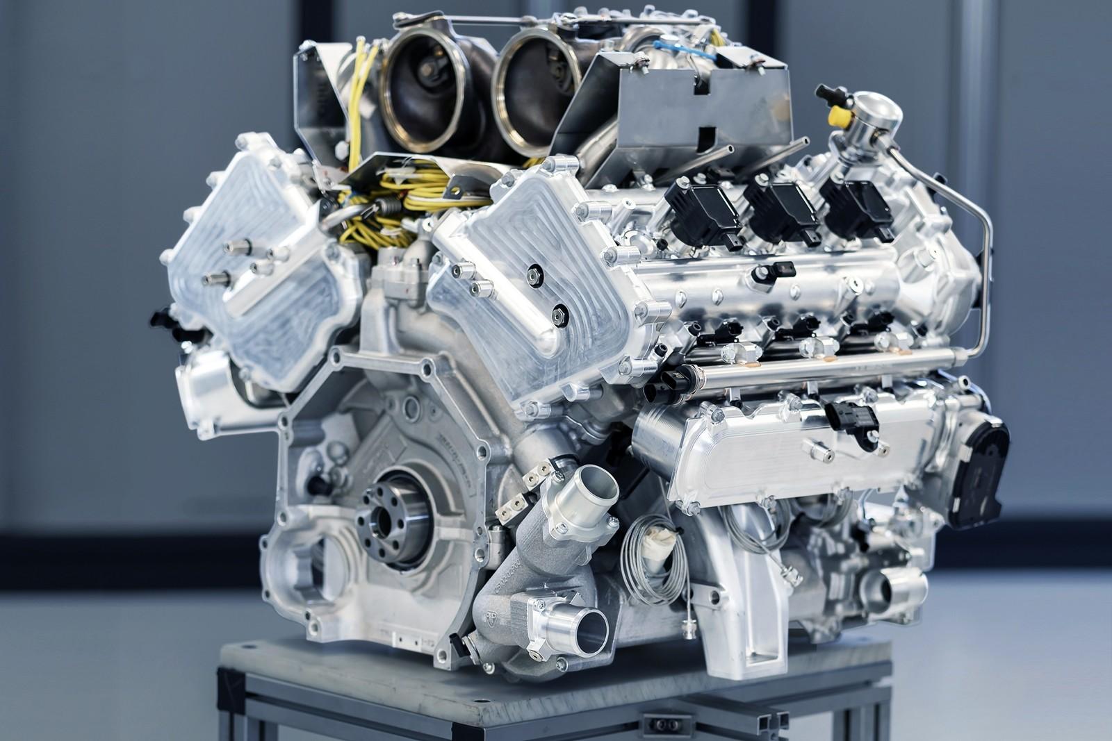Foto de Aston Martin 3.0 V6 biturbo (3/10)