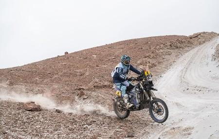 Adrien Van Beveren Dakar 2019