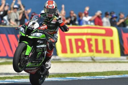 Jonathan Rea se proclama campeón del mundo de Superbikes por sexta vez consecutiva