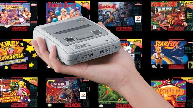 Super Nes Classic Edition Snes Mini