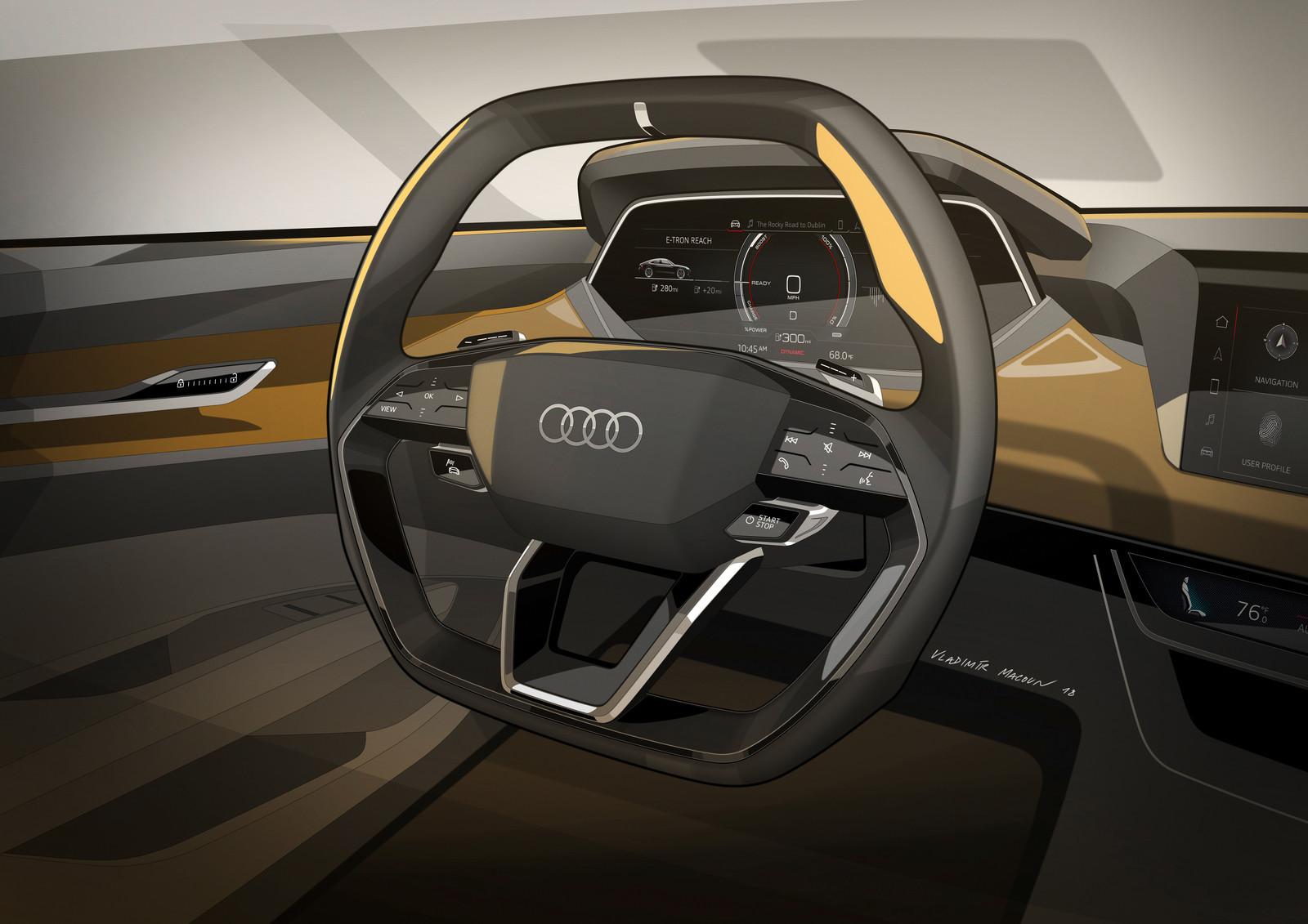 Foto de Audi e-tron GT concept 2018 (22/55)