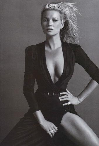 Foto de Kate Moss para Vogue París (9/10)