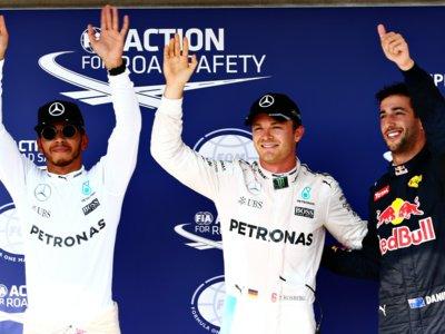 Polémica pole position de Nico Rosberg en Hungría