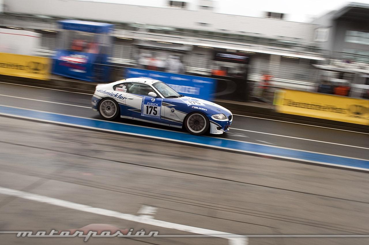 Foto de La increíble experiencia de las 24 Horas de Nürburgring (108/114)