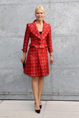 Valeria Mazza Semana de la Moda de Milán