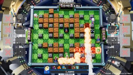Las batallas de Super Bomberman R Online comenzarán la semana que viene y gratis para los usuarios de Stadia Pro