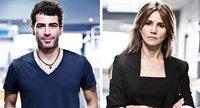 """Alejandro Tous y Goya Toledo: """"'Mentes en shock' no es como otras series médicas"""""""