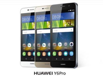 Huawei Y6 Pro, toda la información