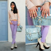 Las bloggers nos muestran los tonos de la temporada en sus uñas