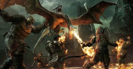 Si echabas de menos La Tierra-Media: Sombras de Guerra no te pierdas su magnífico gameplay en 4K
