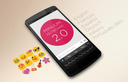 Minuum Keyboard 2.0 para Android, ahora con versión de prueba gratuita de 30 días