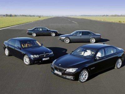 BMW Serie 7, luego de seis generaciones continúa demostrando por qué es el rey