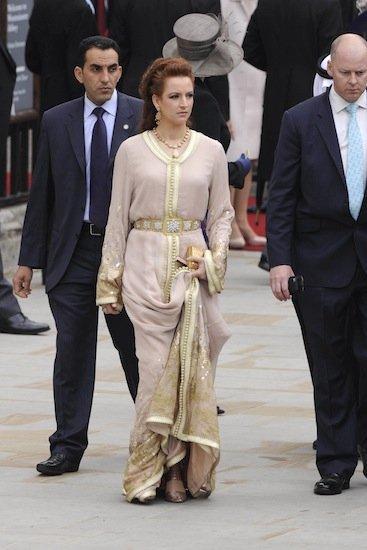 Lalla Salma boda