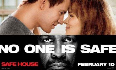 Taquilla USA: El romance de Tatum y McAdams vence al thriller de Washington y Reynolds