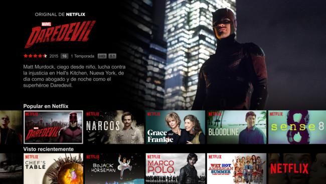 Netflix Tv Spain Experience