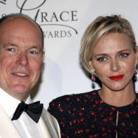 Charlene de Mónaco más guapa que nunca con un precioso Dior