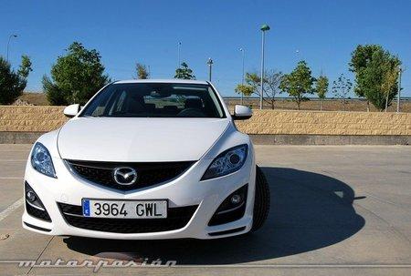 Mazda6 2.2 CRTD y 2.5 5p, prueba (equipamiento, versiones y seguridad)