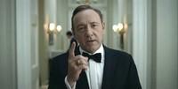 Kevin Spacey parodia 'House of Cards' en 'House of Nerds', la imagen de la semana