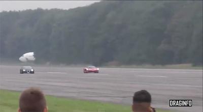 LaFerrari vs Bugatti Veyron, batalla de poderes