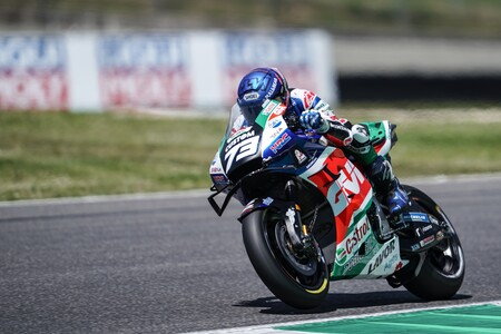 Alex Marquez Italia Motogp 2021