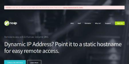 Microsoft quiere proteger Windows... haciendose con el control de dominios No-IP
