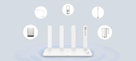 Honor Router 3: el primer equipo WiFi6+ de Honor promete una velocidad máxima de casi 3 Gbps