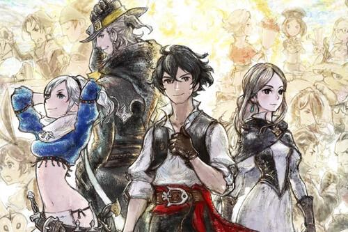 Las primeras horas de Bravely Default II me han dejado claro la falta que hacía otro RPG de esta calidad en Nintendo Switch