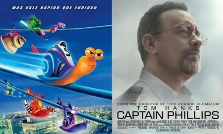 Taquilla española | Turbo vence a Tom Hanks