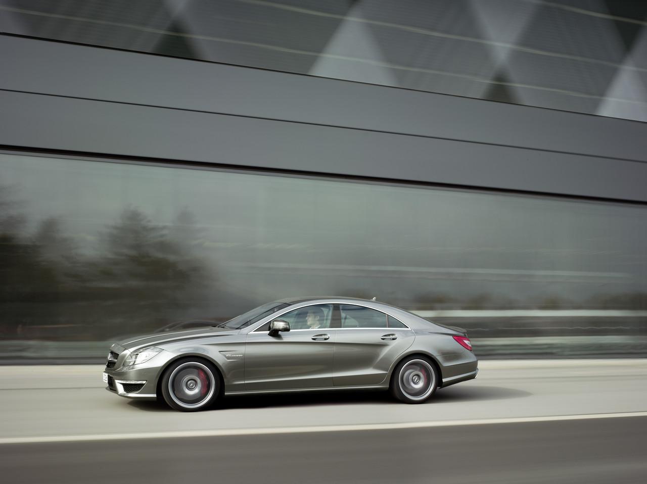Foto de Mercedes CLS 63 AMG 2011 (11/30)