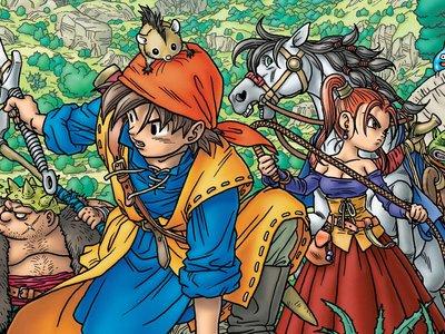 Jugamos a Dragon Quest VIII en 3DS, al rey maldito le sientan de maravilla los años