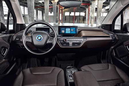 BMW i3s habitáculo