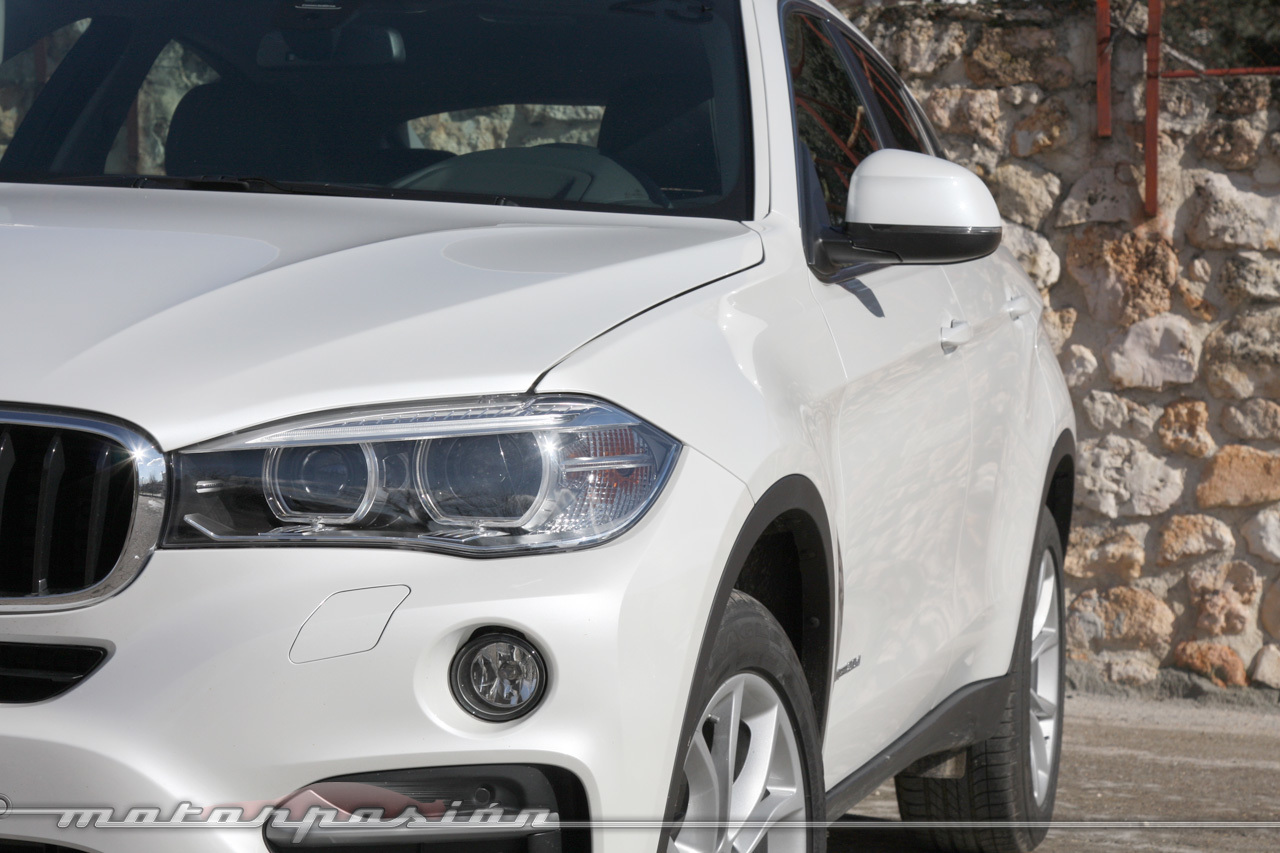 Foto de BMW X6 2014 (toma de contacto) (14/14)