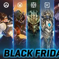 El Black Friday llegó a Battle.net: Overwatch por 14,99 euros, StarCraft Remastered por 7,49 euros y más ofertas