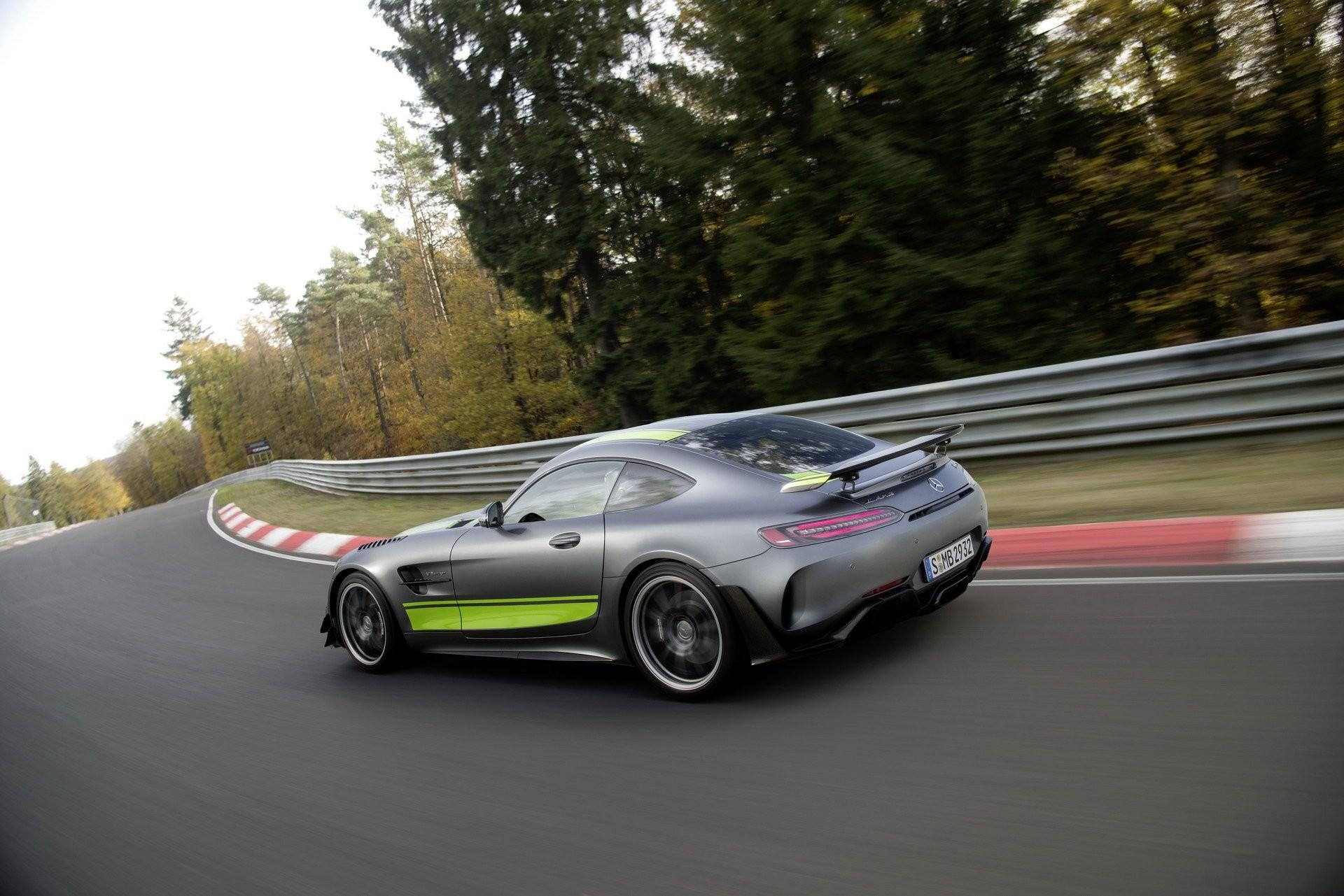 Foto de Mercedes-AMG GT 2020 (30/44)