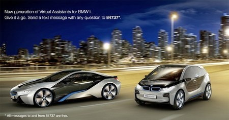 El padre de BMW i Genius, el robot que contesta dudas sobre el coche eléctrico, tiene 19 años