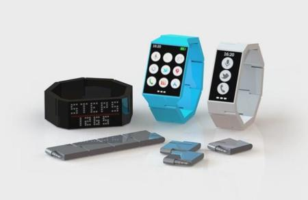 El reloj inteligente también quiere ser modular: Blocks