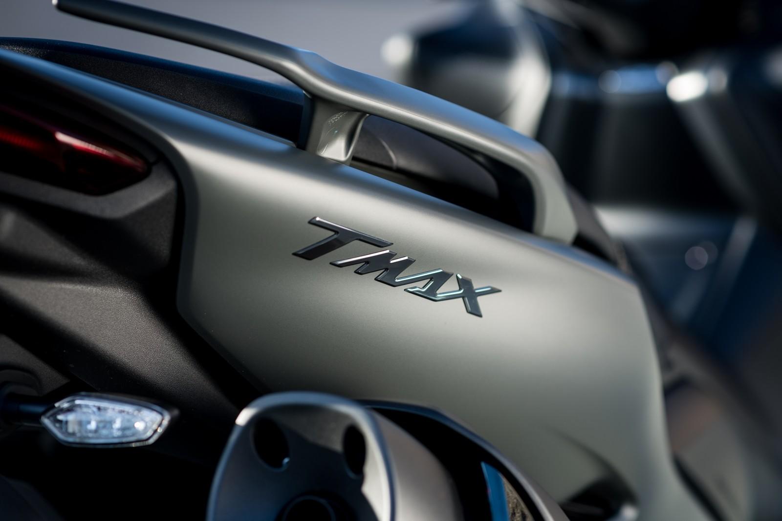 Foto de Yamaha TMAX 560 2020, prueba (5/30)