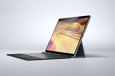 Dell Latitude 7320 Detachable: presume de Intel Core de 11ª y de puertos Thunderbolt 4, pero a un precio elevado