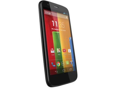 Moto G, llega a México el nuevo móvil Android de Motorola